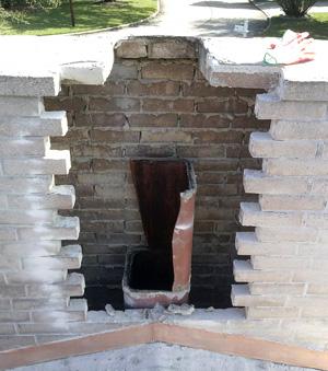 Astounding Craftsman Masonry Inc Fireplace Chimney Repair Interior Design Ideas Skatsoteloinfo