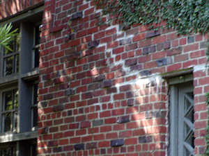 Historic Brick Deterioration